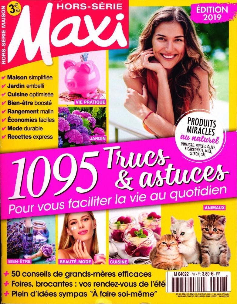 Maxi hors s rie maison for 1001 trucs maison