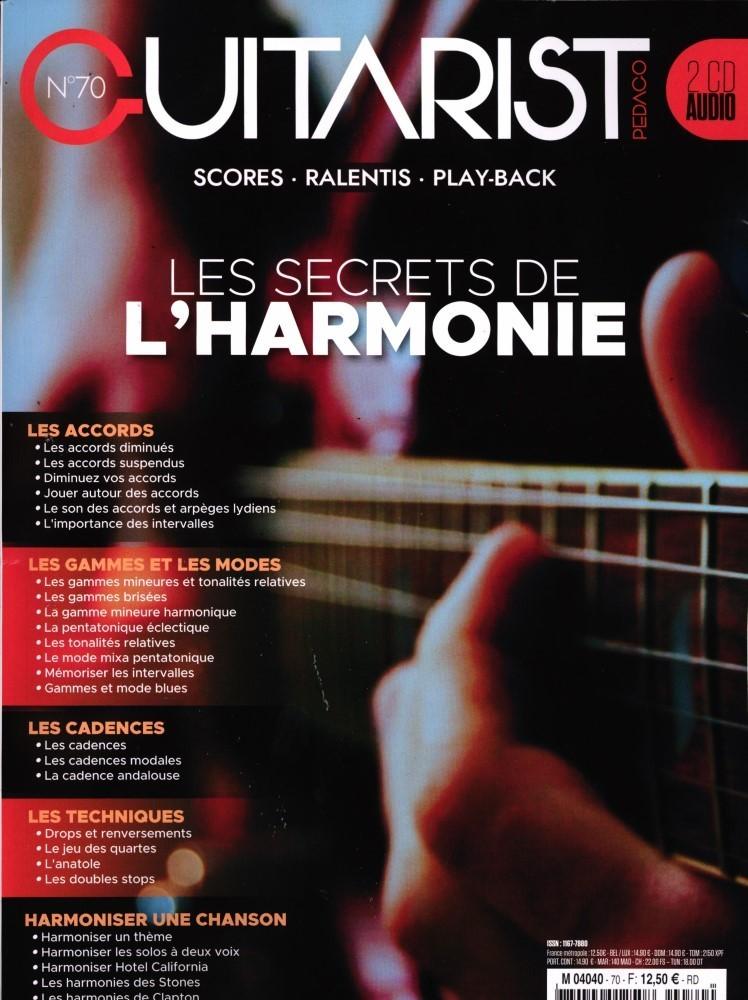 Guitarist magazine Pedago