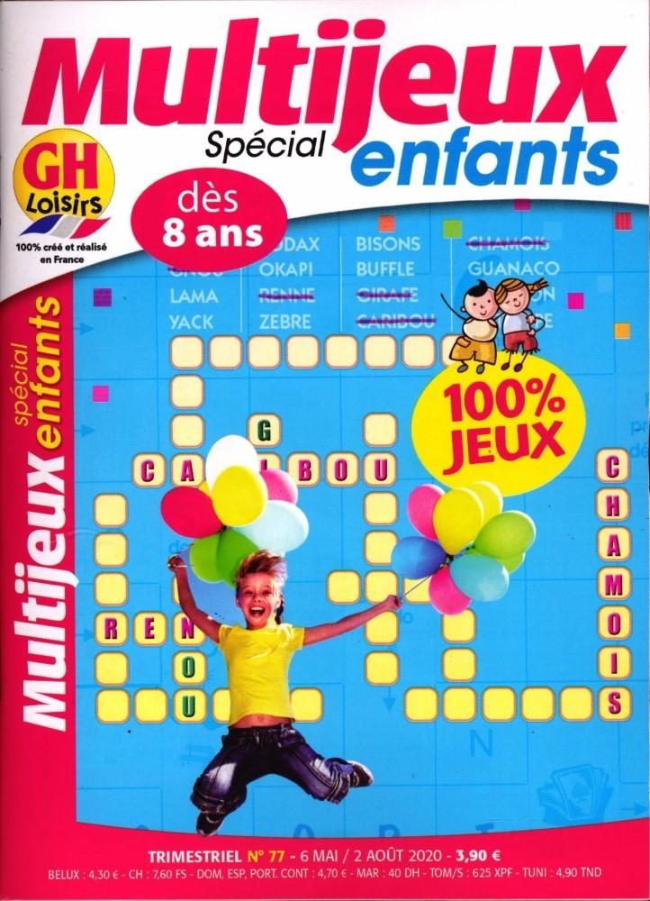 GH Multijeux Enfants