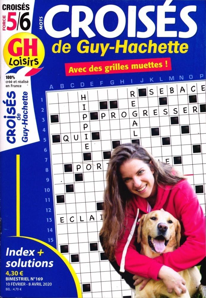 GH Mots Croisés de Guy Hachette Force 5-6