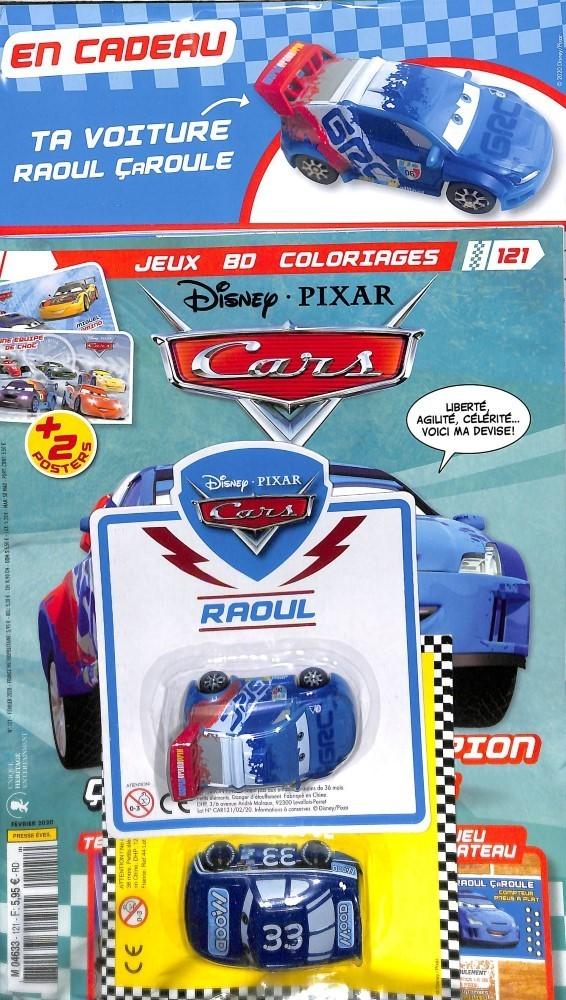 Le monde de Cars + Cadeau