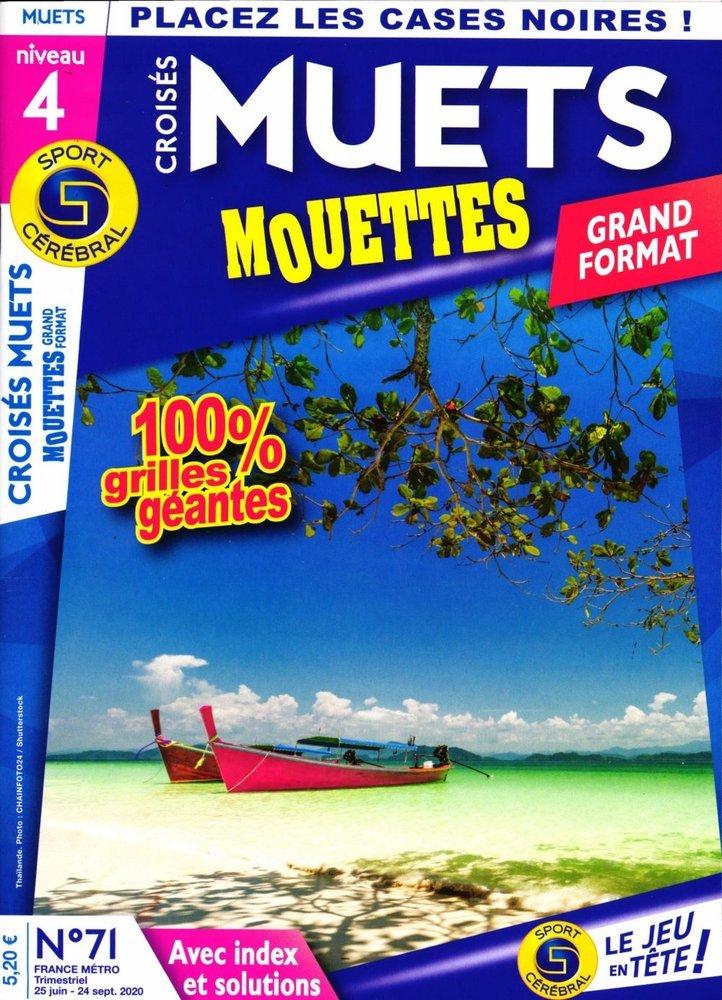 SC Croisés Muets Mouettes Niv. 4 Grand Format