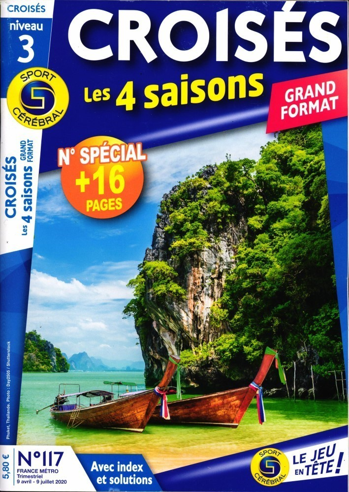 SC Croisés Les 4 Saisons Grand Format