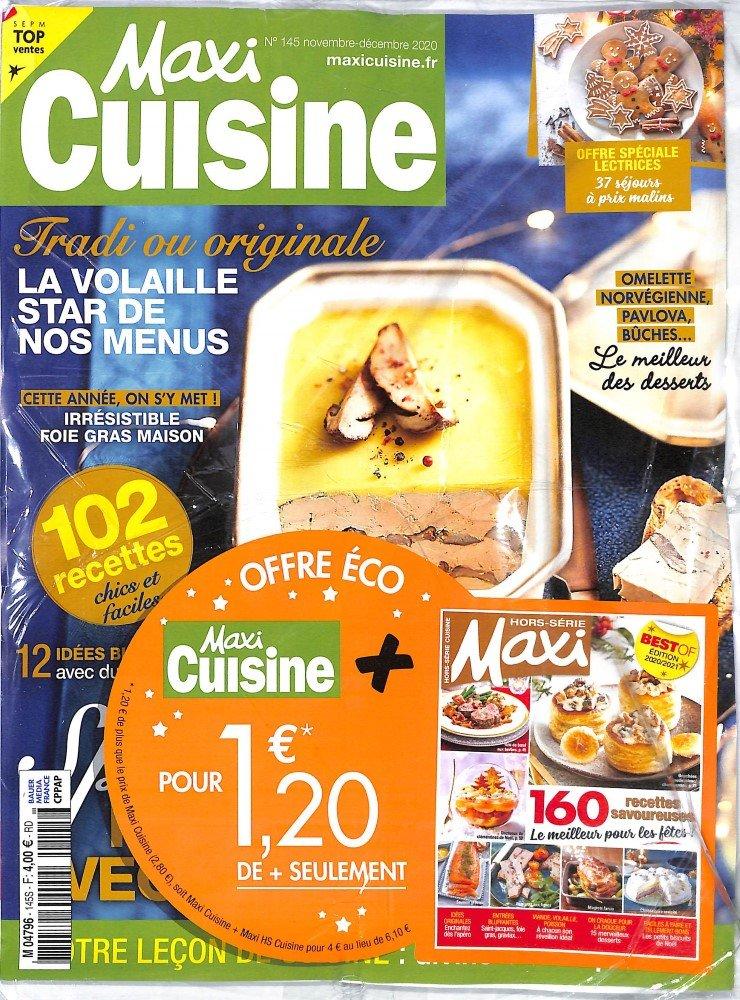 Maxi cuisine maxi hors s rie cuisine for Maxi hors serie cuisine