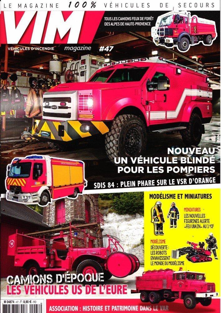 Véhicules d'incendie Magazine