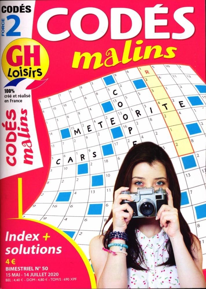 GH Codés Malins Niv 2-3
