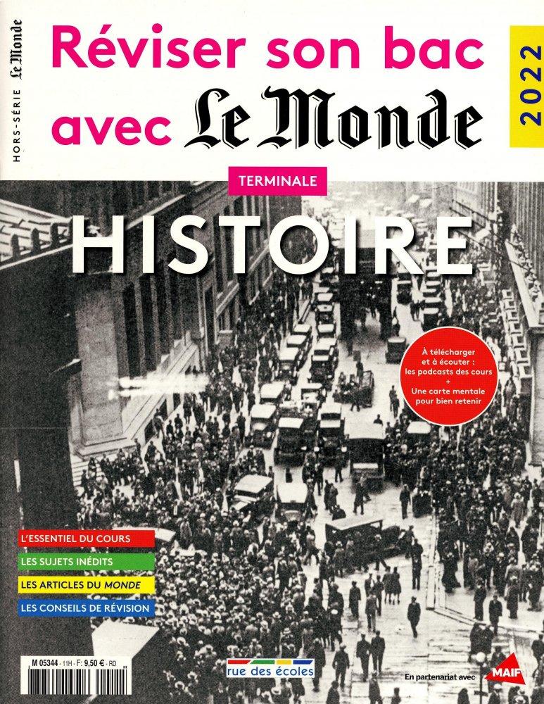 Réviser son Bac Histoire  Le Monde Hors-série