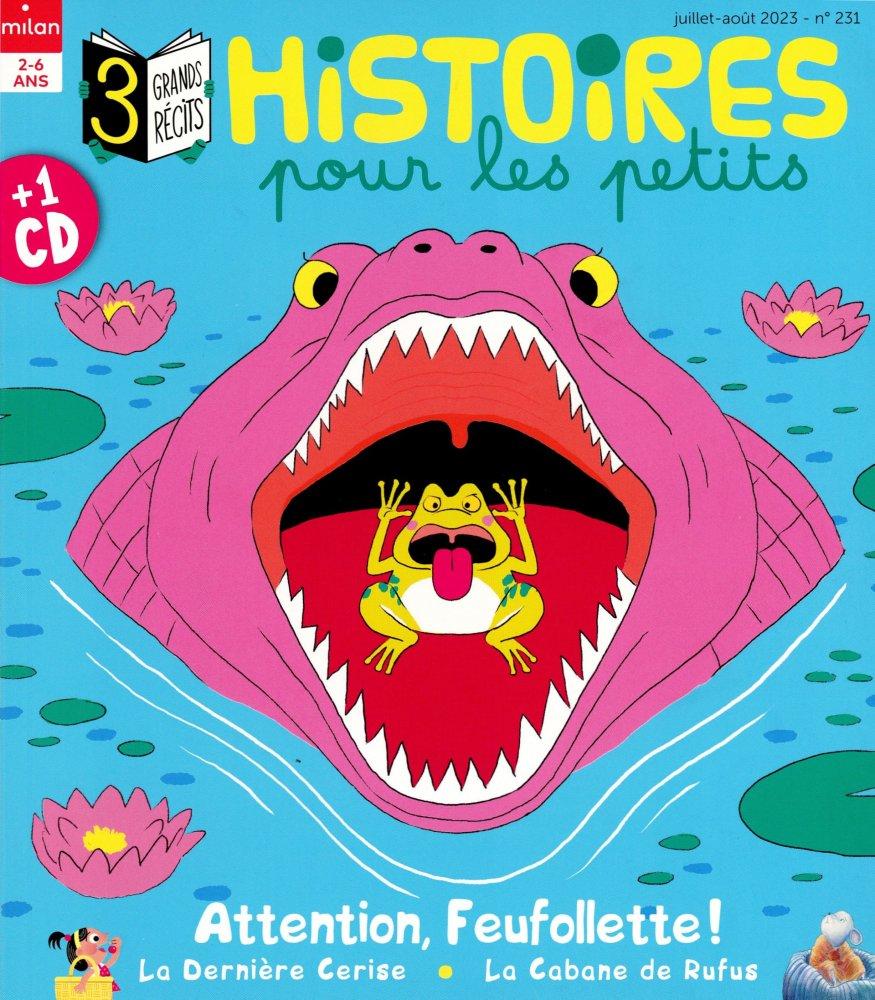 Histoires pour les Petits + CD