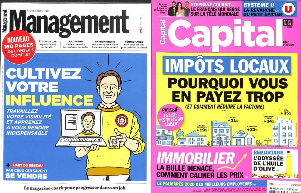 Capital + Management