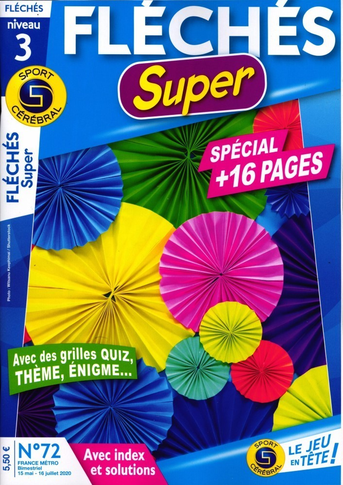 SC Fléchés Super Niveau 3