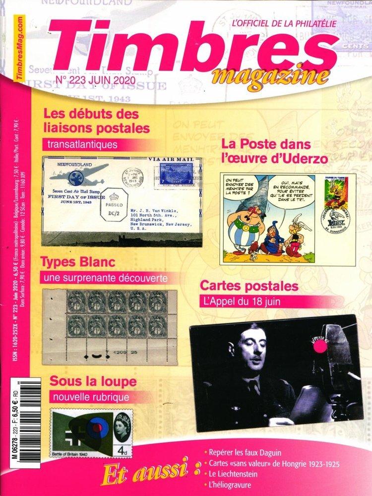 Timbres Magazine
