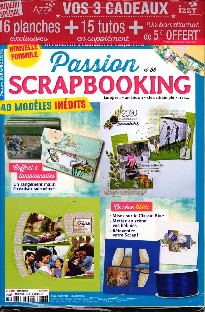 Passion Scrapbooking