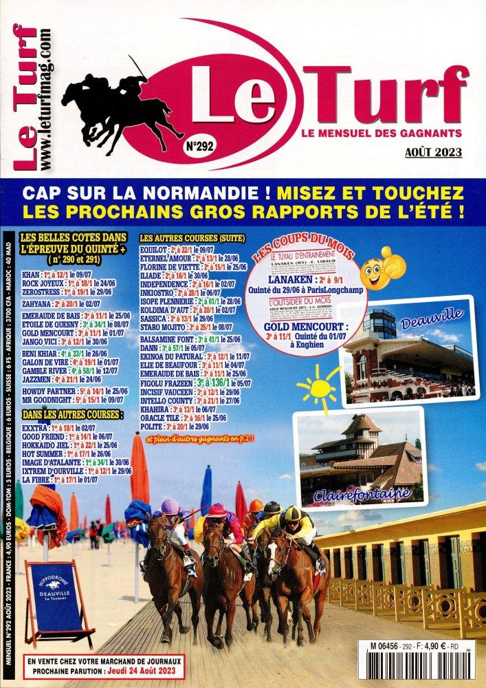 Le turf N°163 - aout 2012  [PDF]