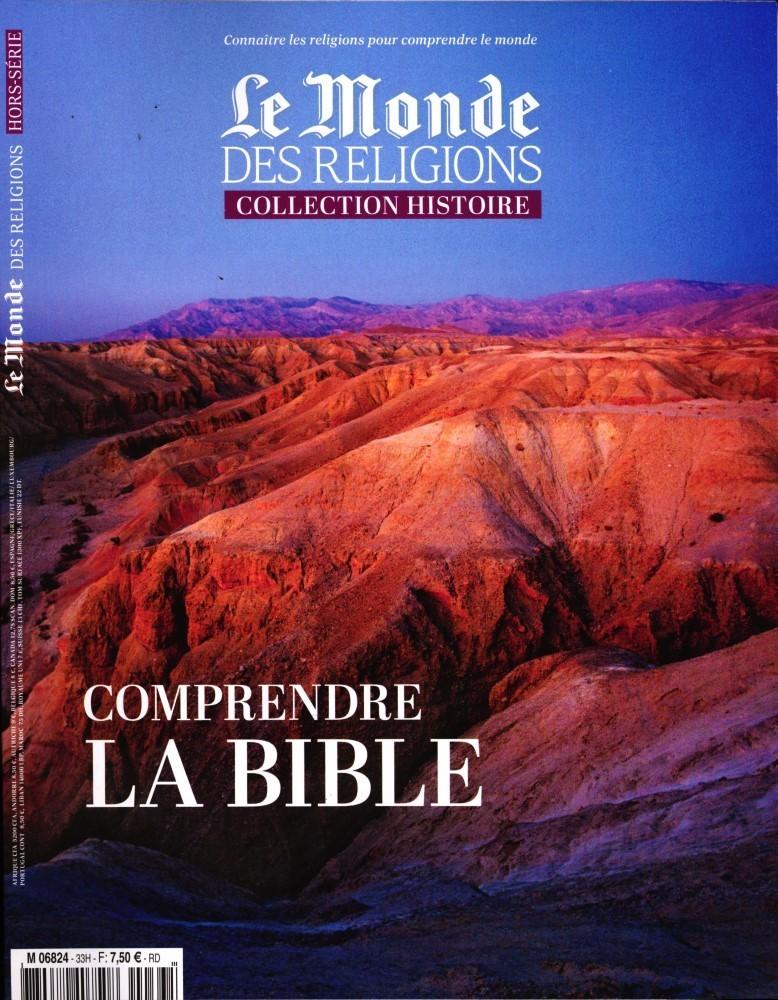 Le Monde des Religions Hors-Série