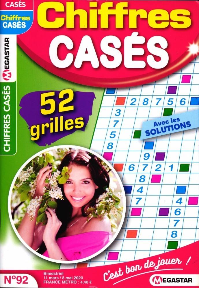 MG Chiffres Casés
