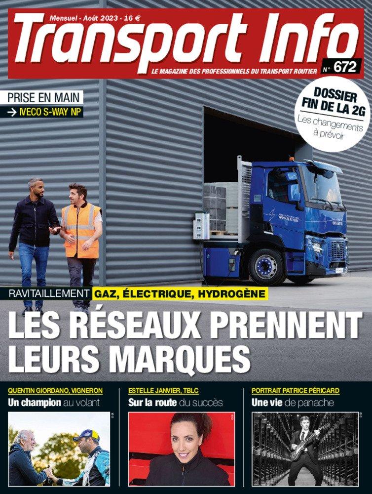 Transport Info Hebdo