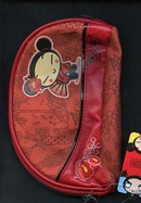 Trousse maquillage Rouge PUCCA