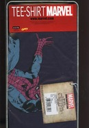 PROMOTION Tee-Shirt Marvel bleu taille XL : Spiderman