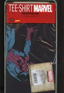 PROMOTION Tee-Shirt Marvel noir taille XL : Spiderman