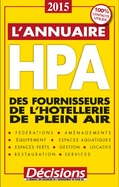 Décisions HPA Annuaire 2015