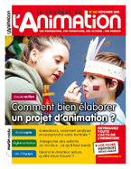 Le Journal de l'Animation