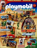 Playmobil girls Magazine