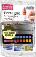 Aquarelle pratique + Coffret Aquarelle