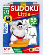 SC Sudoku Little Niveau 2/3