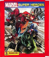 Panini Marvel Super Héroes.