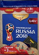 Album Fifa World Cup 2018 Russia