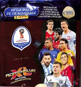 Méga Pack Panini Adrenalyn XL Russia 2018