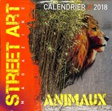 Animaux Street Art Magazine