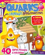 Quarks Mes Coloriages Extraterrestres