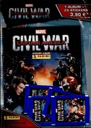 Starter Pack Civil War Captain America