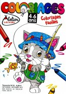 Coloriages 4 à 6