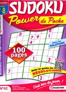 MG Sudoku Power de Poche 7-8