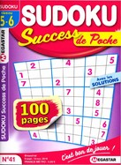 MS Su-Doku Success de Poche niv 5-6