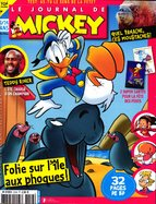 Magazine Le Journal de Mickey