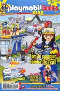 Playmobil Comics Mag