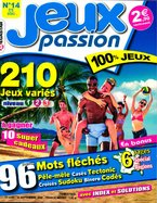 MG. Jeux Passion