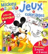 Mickey Junior Hors-Série