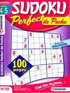 MS Su-Doku Perfect de Poche Niveau 4-5