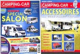 Camping Car Magazine + Le Fig Mag Jeux