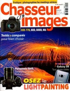 Chasseur d'images Pocket