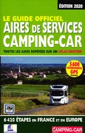 Le guide officiel des aires de services camping car