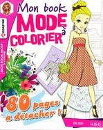 Mon Book Mode à Colorier