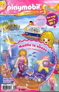 Playmobil Pink Comics