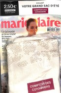 Marie Claire + Sac