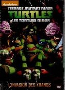 PROMO Les Tortues Ninja - L'Invasion des Krangs