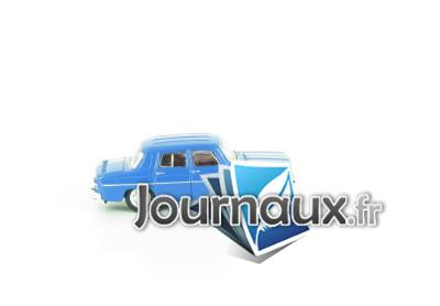 RENAULT 8 GORDINI 1966 Voiture de sport Bleu de France car 1//87 NOREV 512792